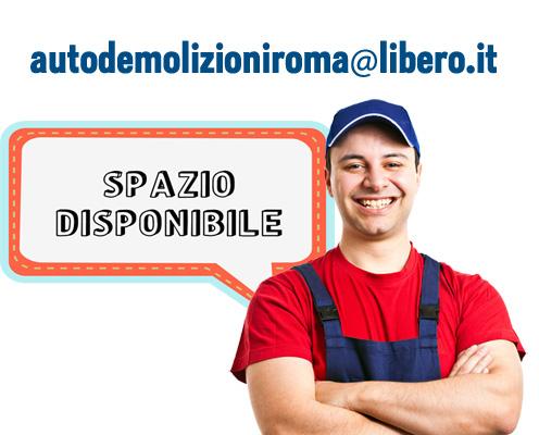 autodemolizioni gratis